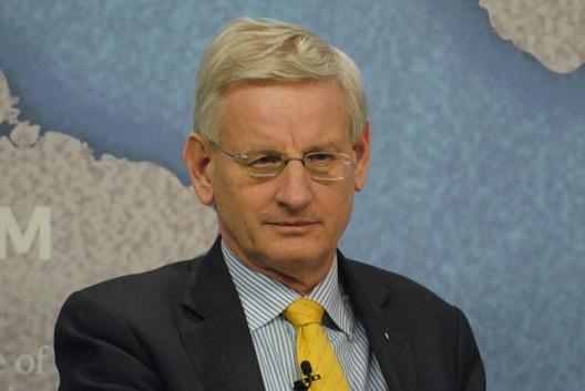 Carl Bildt Warns of Continuous Cyber Conflict