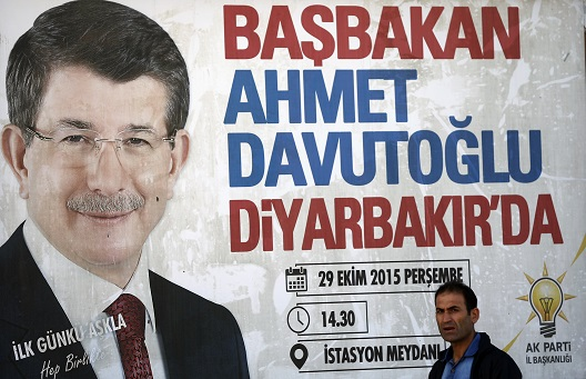 Turkey's Elections, Take Two