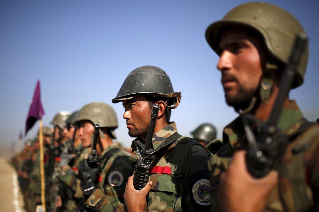 Obama Should Maintain Current Troop Levels in Afghanistan, says former US Ambassador
