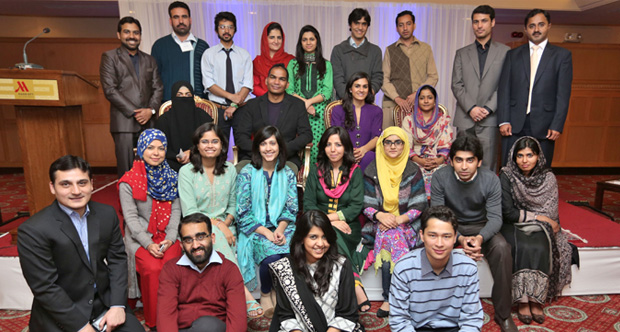 Engaging Youth for Pakistan's Future