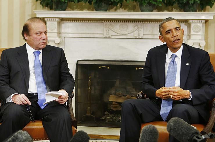 Pakistan's Prime Minister Heads to Washington