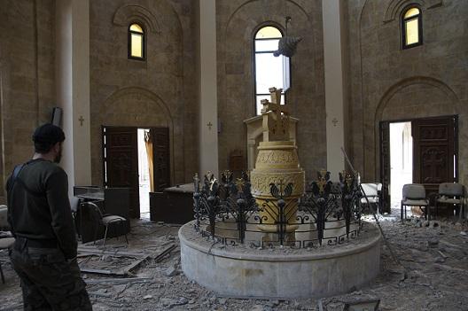 The Churches of Deir Ezzor