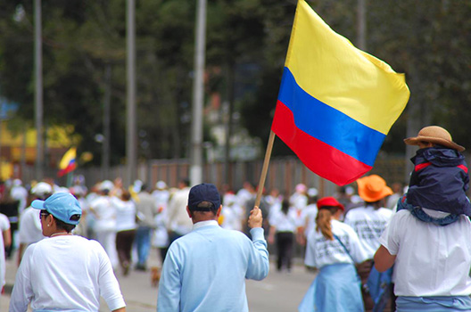 Path to peace and prosperity the Colombian miracle
