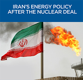Iran's energy policy after the nuclear deal