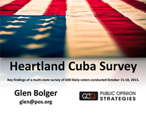 Atlantic Council Poll Finds Bipartisan Support for Wider Cuba Opening