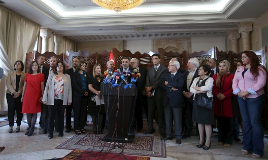 Tunisia's Ruling Party Crisis