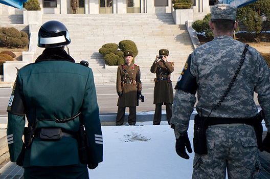 The Korean Pivot and the Return of Great Power Politics in Northeast Asia