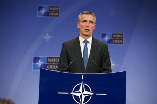 Secretary General: NATO Stands With Turkey, but Diplomacy and De-Escalation also Important