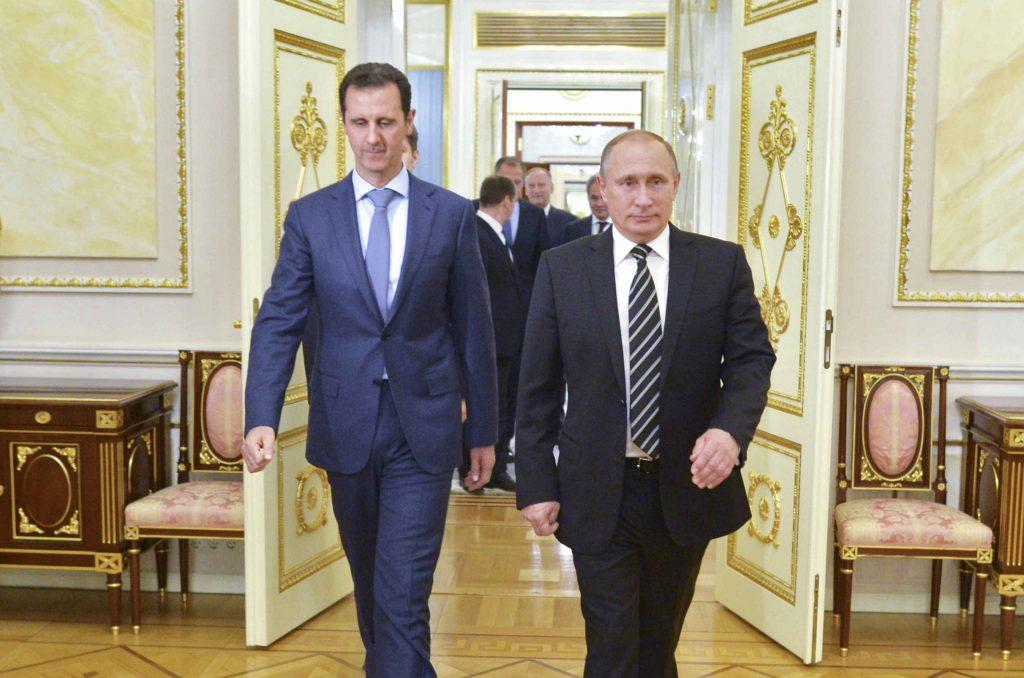 Putin's Victories in Syria