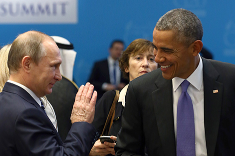 Wanted: A Strong Stand Against Russia