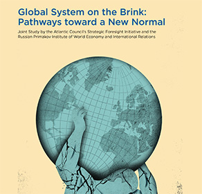 Global System On The Brink Pathways Toward A New Normal