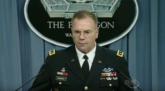 Gen. Ben Hodges, Commander of US Army Europe, Dec. 9, 2015