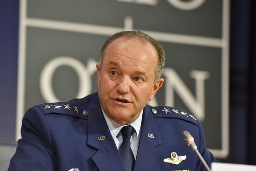 SACEUR Breedlove Looks Back as He Charts NATO's New Path