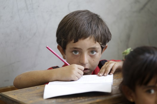 Syria's Conflicting Powers Develop Separate Education Curriculums