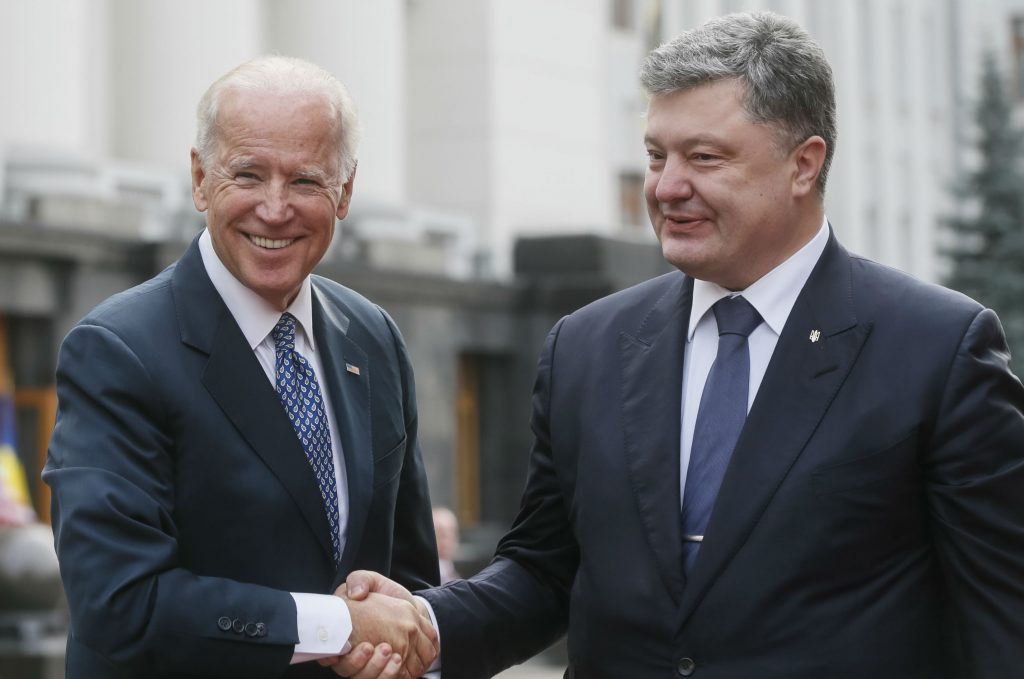 Take It to the Next Level: Create a Biden-Poroshenko Commission