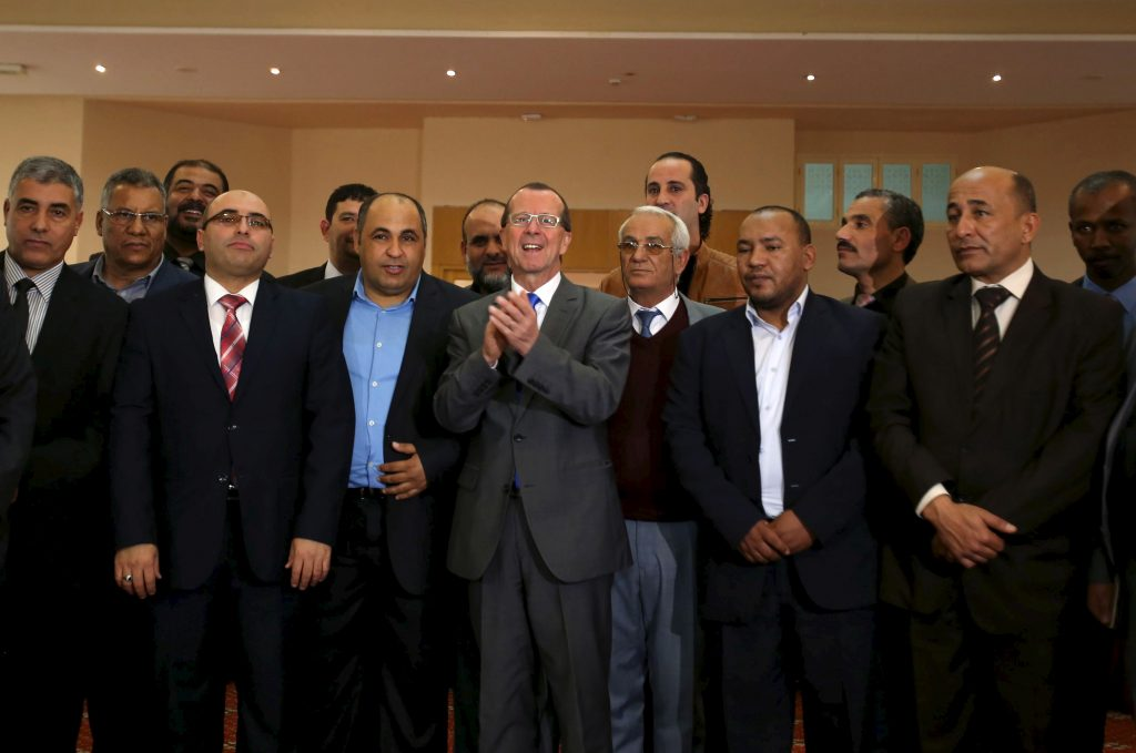 Libya's Peace Deal Will Need Western Support to Succeed