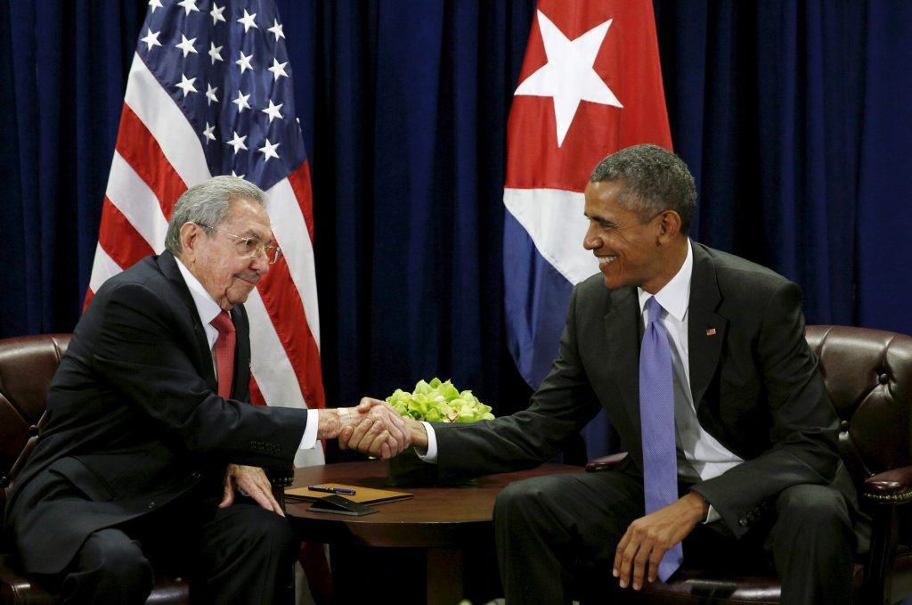 Global Warming: US-Cuba Thaw Biggest News Out of Latin America in 2015
