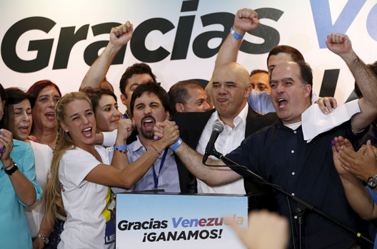 In Venezuela, Maduro's Fate Hangs in the Balance