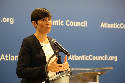 Norway's Defense Minister: It's Time to Boost NATO's Maritime Profile