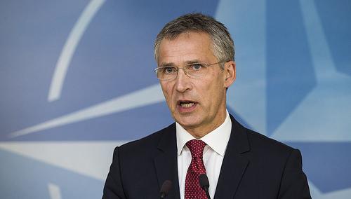 Secretary General Jens Stoltenberg, Oct. 5, 2015