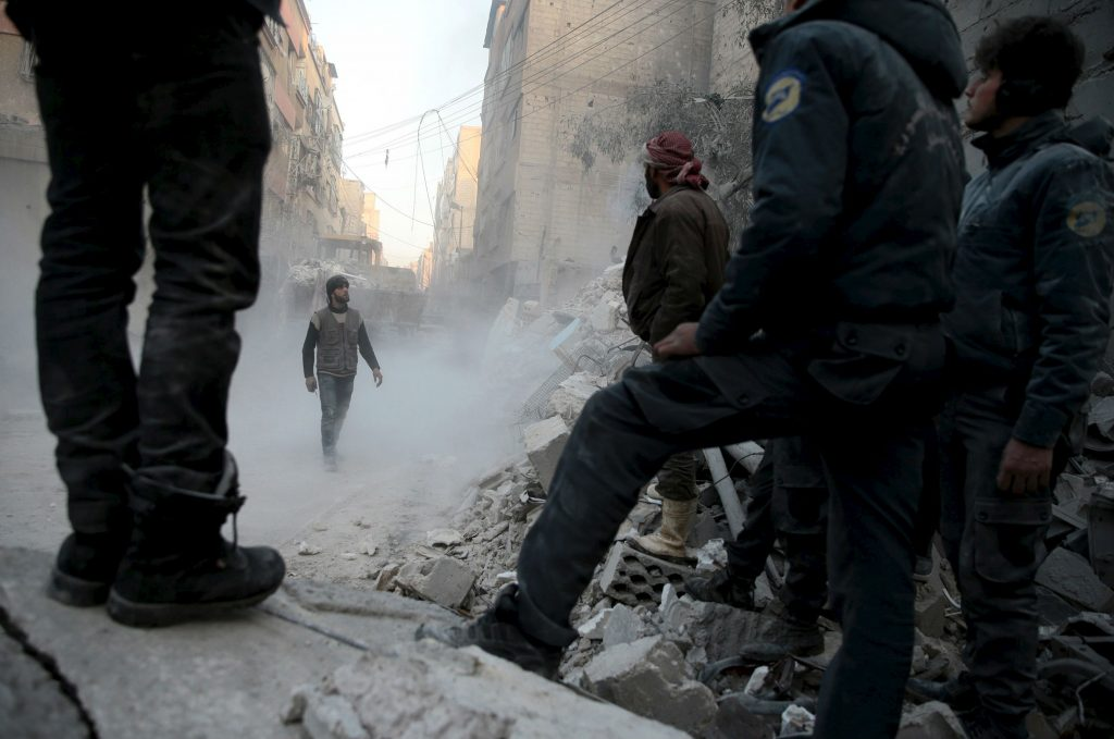 Russia Intervention in Syria Has Its Limits