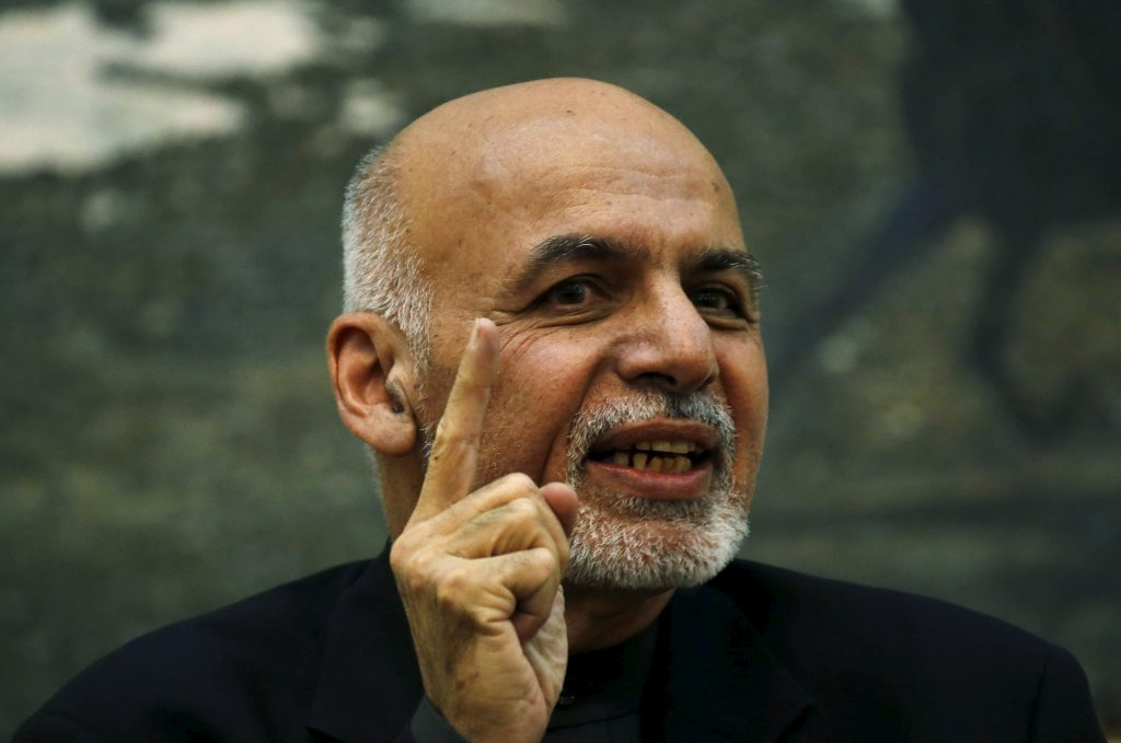 Can Ghani Make Peace with the Taliban in Afghanistan?