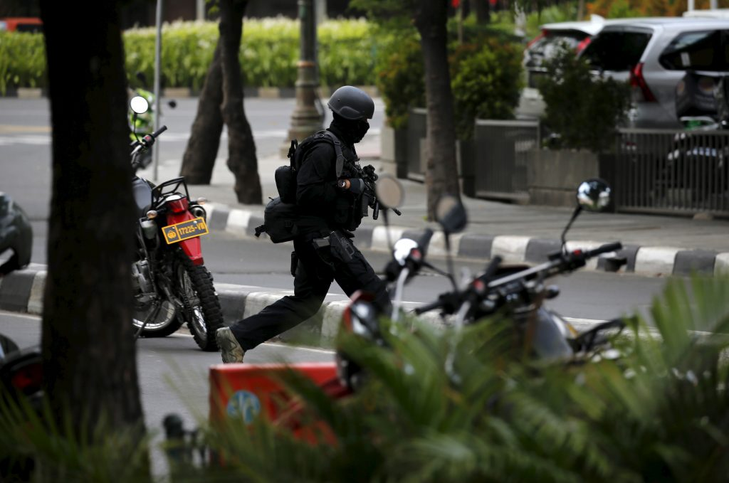 Indonesia an Obvious Target as ISIS Seeks to Expand Footprint