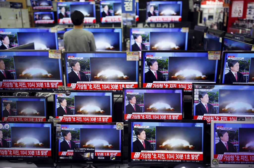 North Korea's Nuclear Test Will Deepen Pyongyang's Isolation