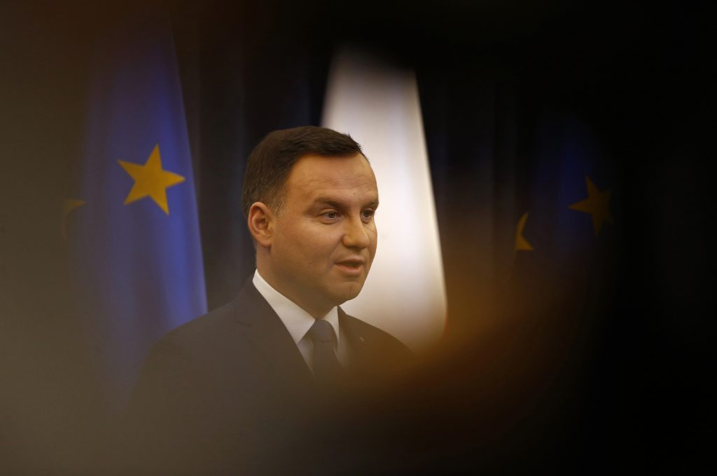 Poland's Right Turn Worries Brussels