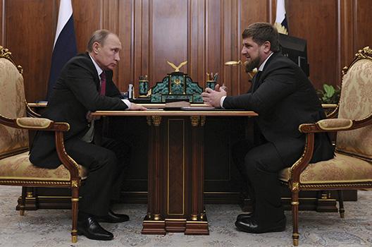 Putin a Victim of His Own Creation