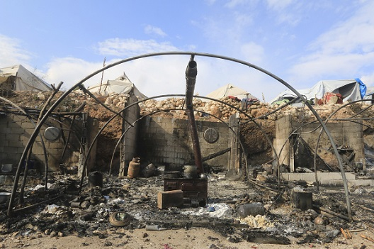 Going Slow on ISIL in Syria