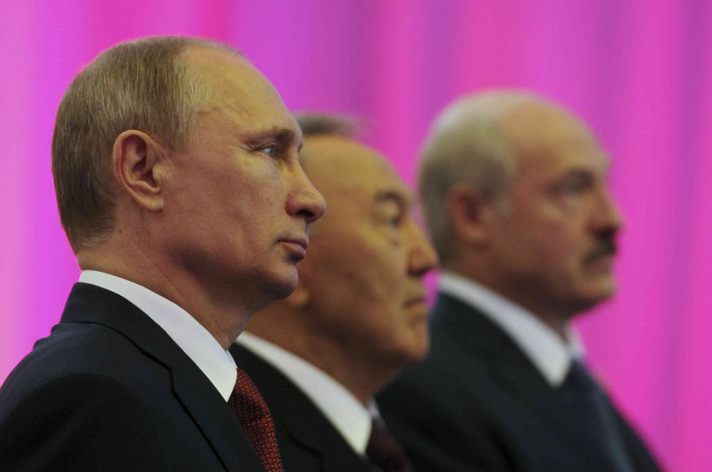 Putin Gets It Wrong Again: Eurasian Economic Union Hurts Russia