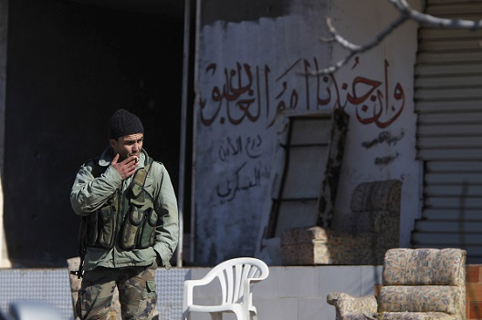 Military Conscription: A Tool to Strengthen the Baathist State