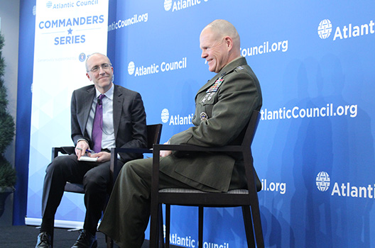Commanders Series with General Robert Neller, Commandant of the Marines Corps