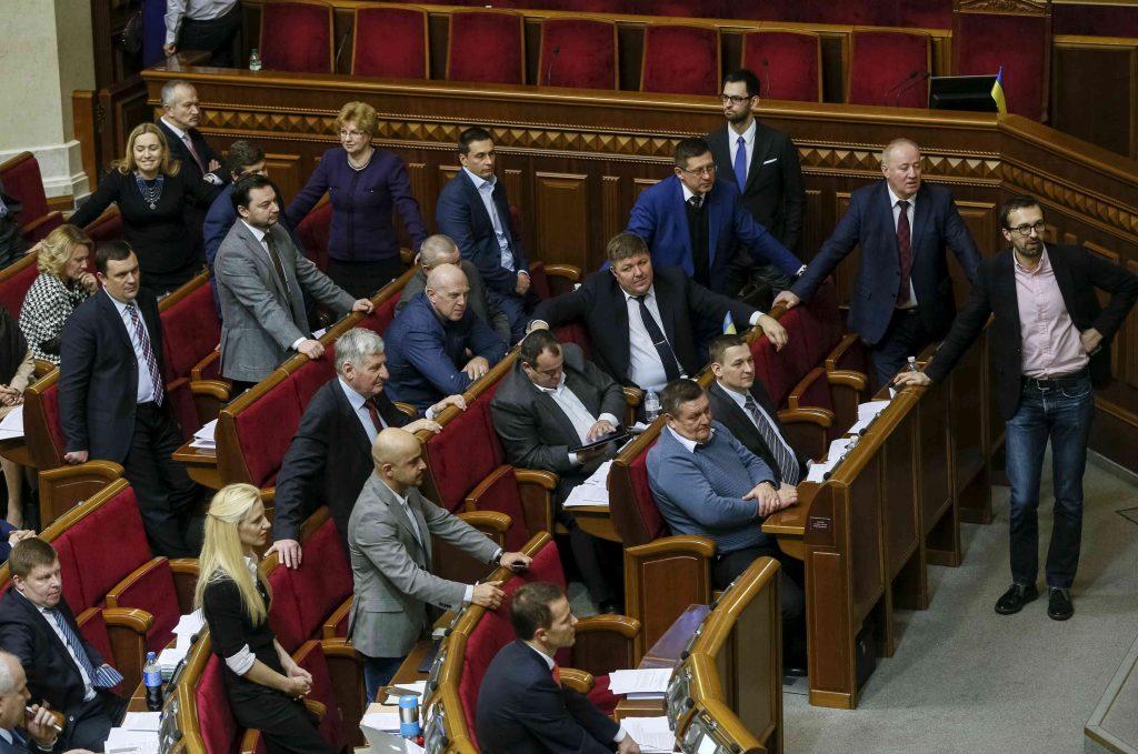 A Pyrrhic Victory for President Poroshenko