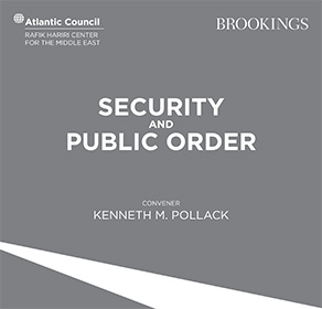 Security and public order