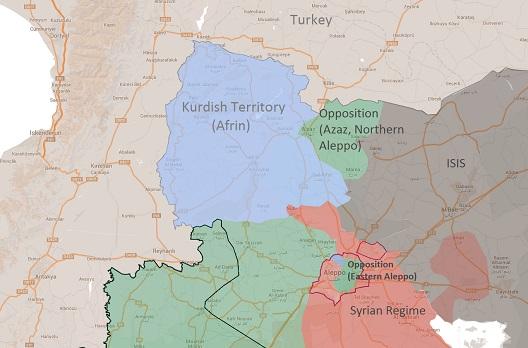 20160223Syria AzazMap