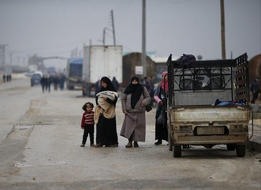 Aleppo, Azaz, and Failed US Syria Policy