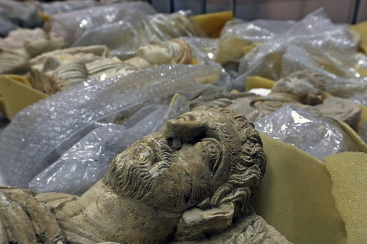 What Can Be Done for Syria's Antiquities?