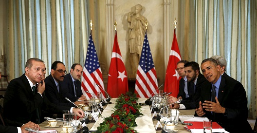Mitigating US-Turkish Disagreement over the PYD