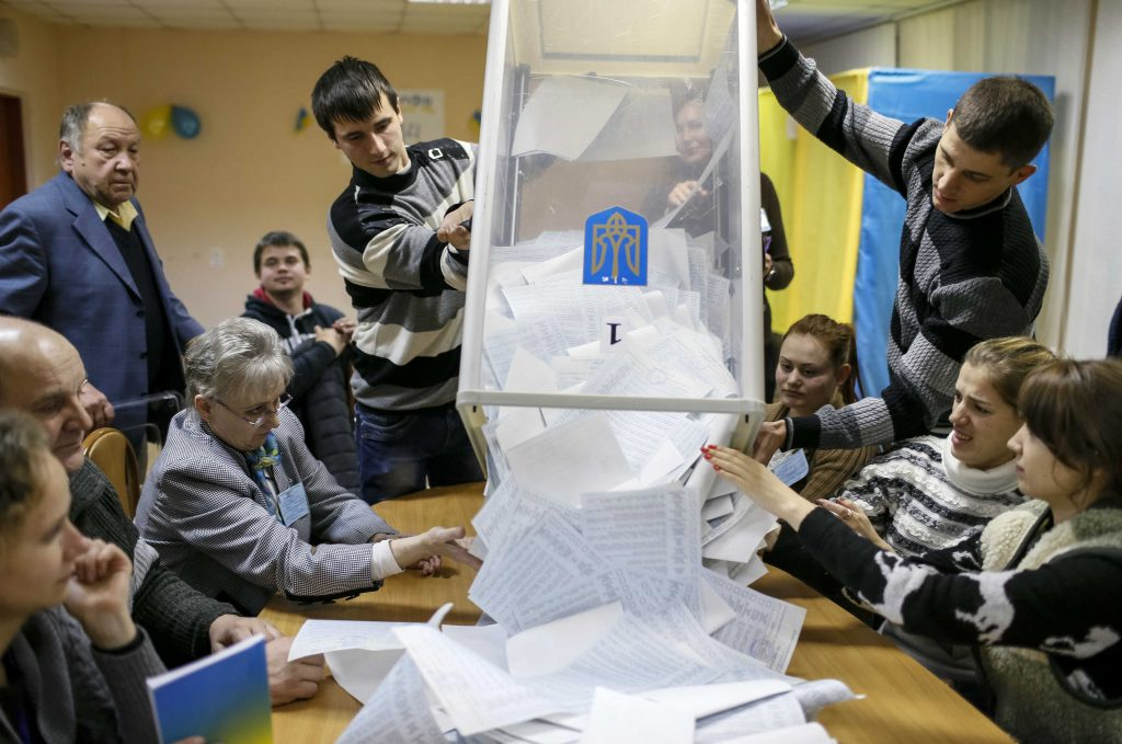 Early Elections in Ukraine Aren't So Scary. Here's Why