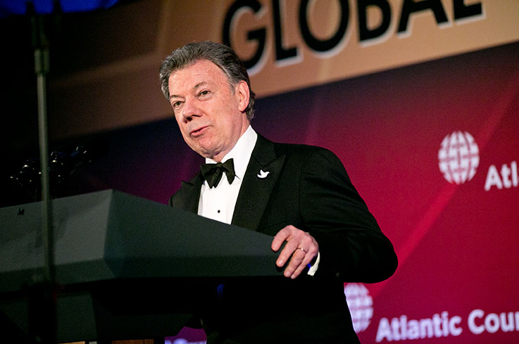 Colombia's President Santos Faces Next Big Challenge—Selling His Peace Deal