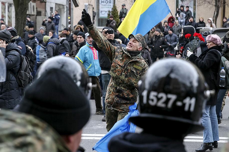 Russia's Pernicious Hybrid War Against Ukraine