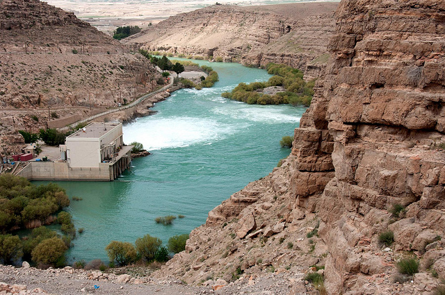 Iran-Afghan Differences over Helmand River Threaten Both Countries