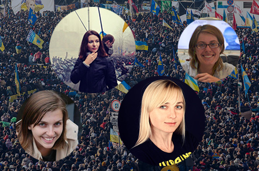Women of the Euromaidan: Where Were They Then and Where Are They Now