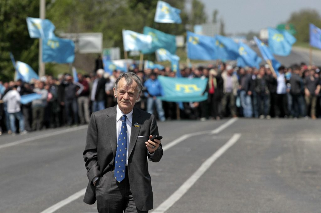 Russia Declares War on Crimean Tatars