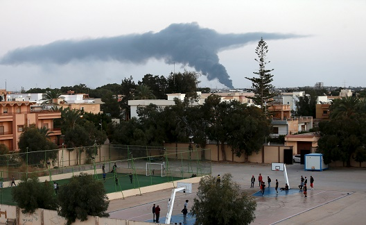 Libya at Another Crossroads