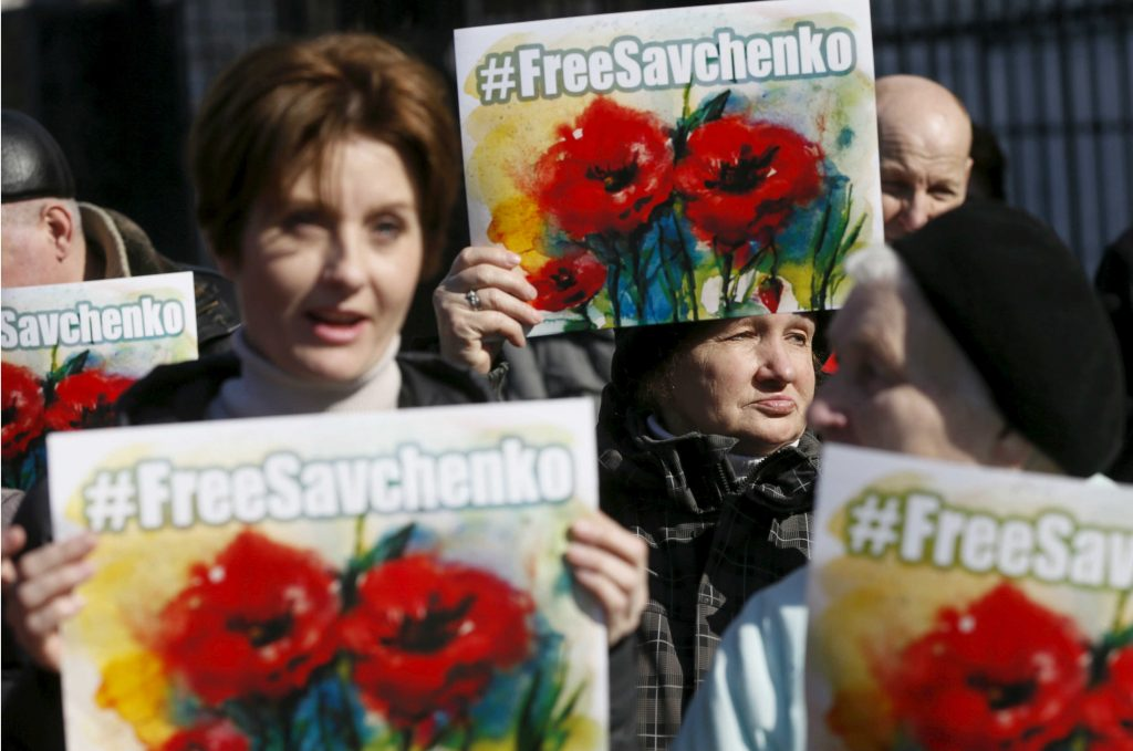 Will Ukraine's Intrepid Female Pilot be Swapped for Russian Officers Held by Ukraine?