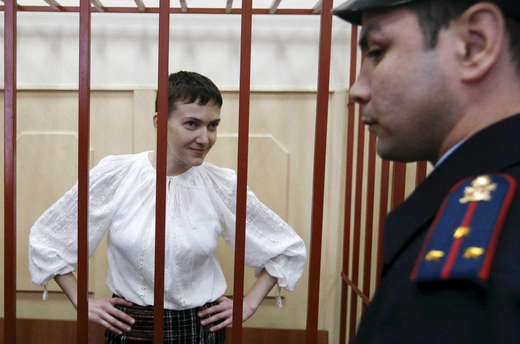 What Nadiya Savchenko's Example Can Teach the West