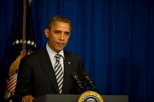President Barack Obama, Nov. 18, 2011